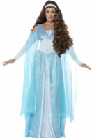 Medieval Maiden Deluxe Costume  (27878)
